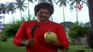 Donga-Coconut Machete Man