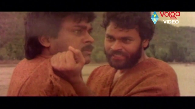 Rakshasudu-Chiru and Nagendra Babu