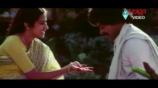 Rakshasudu-Suhasini and Chiranjeevi