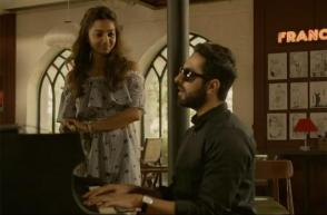 Andhadhun-Akash and Sophie