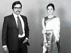 Mr and Mrs Naidu