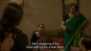 Tumhari Sulu-more family values