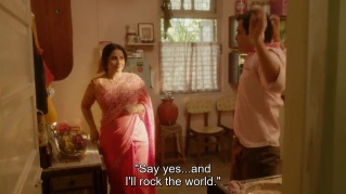 Tumhari Sulu-rock the world