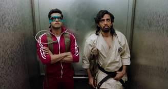 Mard Ko Dard Nahi Hota - Surya and Karate Mani