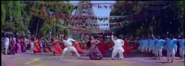 Mechanic Alludu-everybody dance