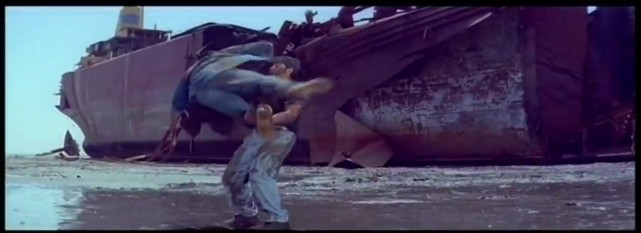 Mechanic Alludu-fight 2
