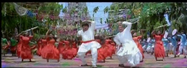 Mechanic Alludu-Heroes who dance